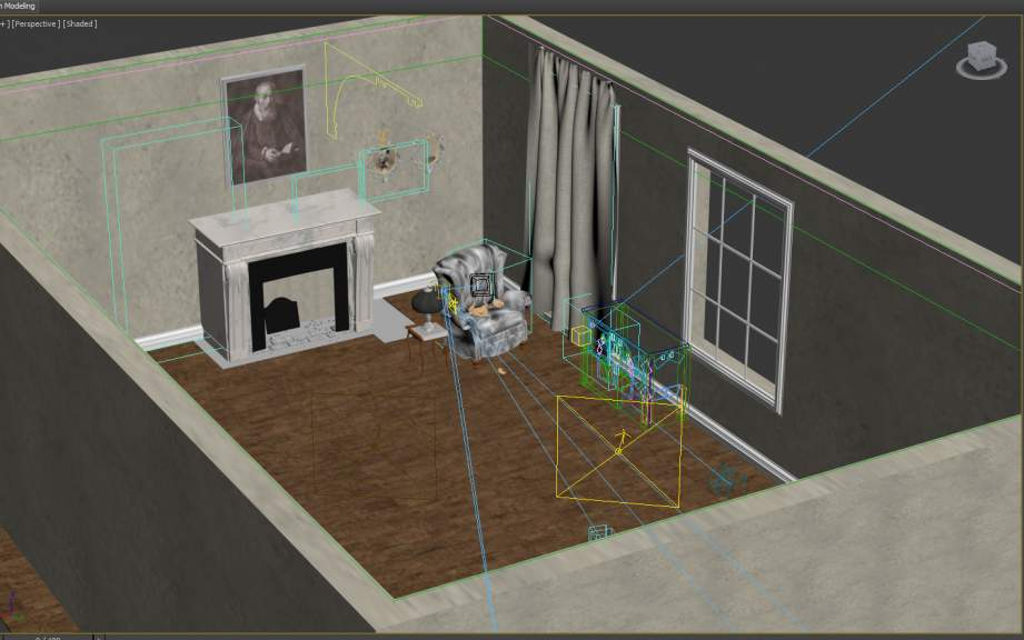 Wip interieur scary