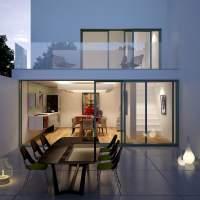 Terrasse house