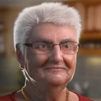 Portrait mamie