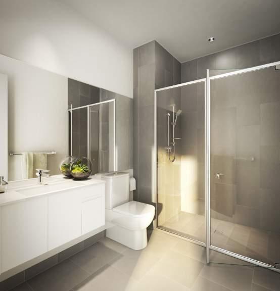 Polaris Townhouses Bathroom