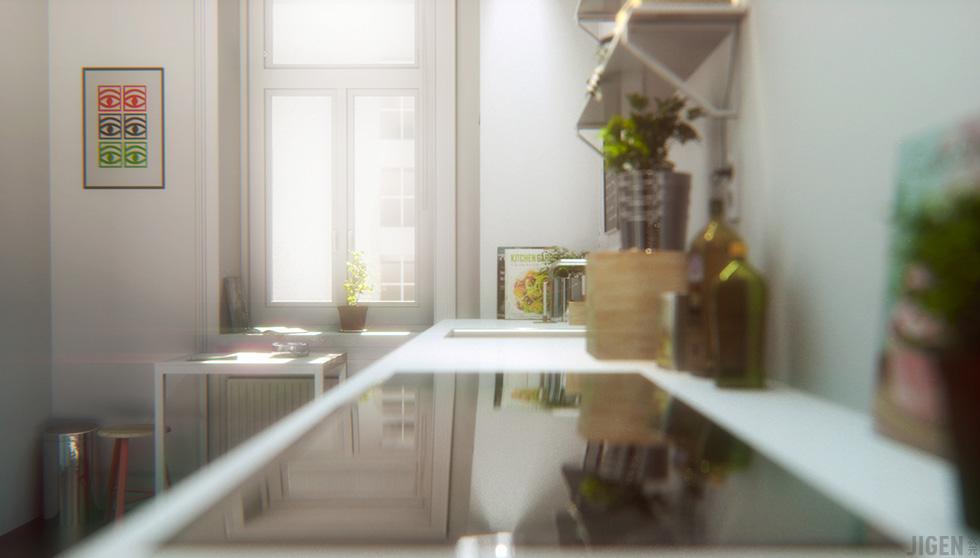 Swedish Apartment - Cuisine