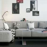 Swedish Apartment - Canapé