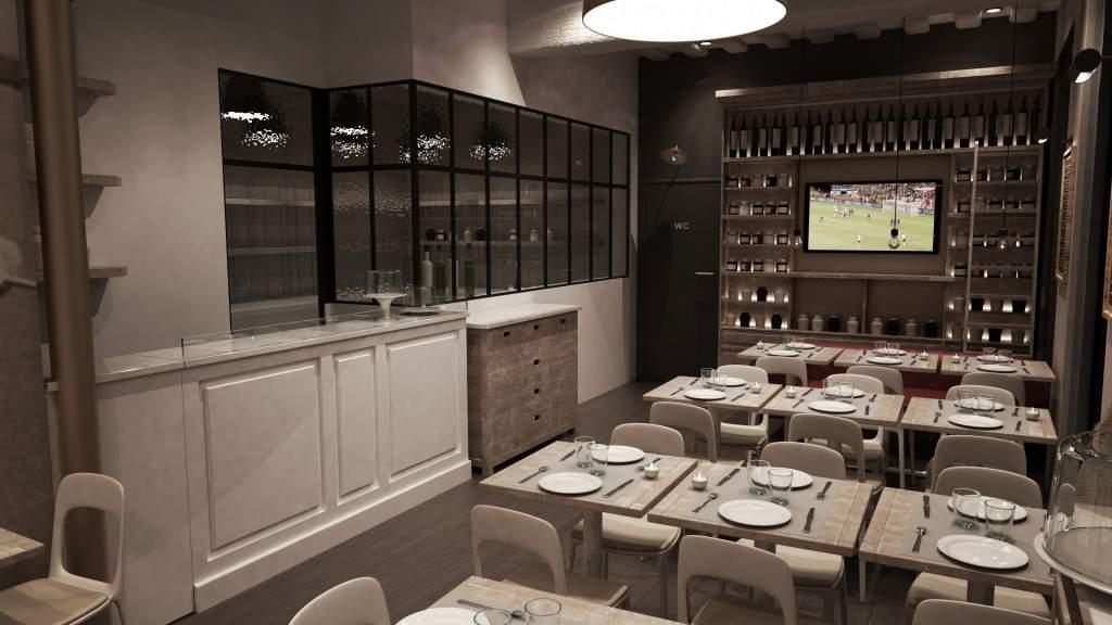 Restaurant Paris01