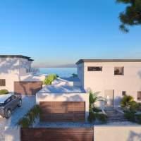 Villas Cote Bleue, sur rue