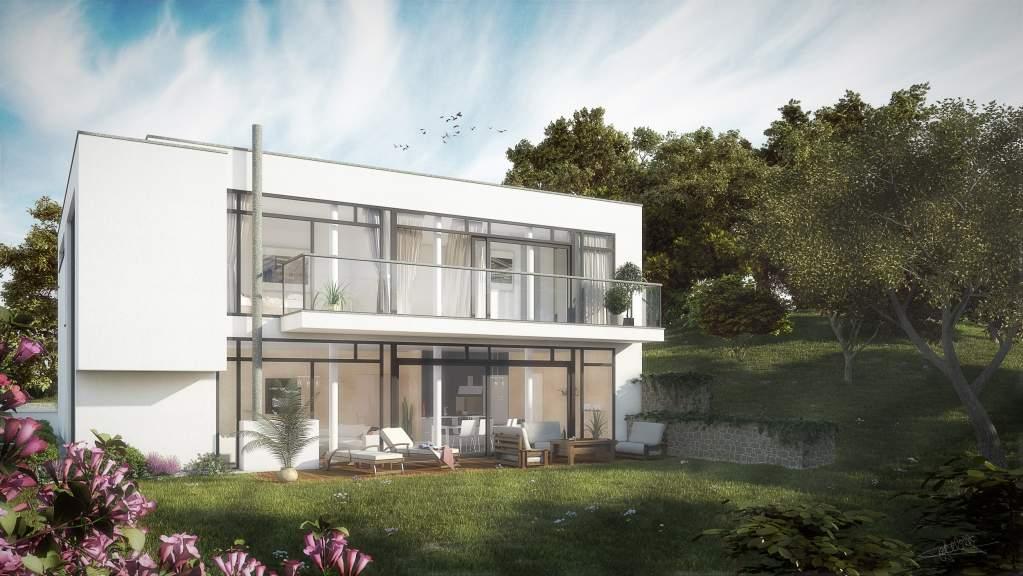 Extérieur Maison moderne