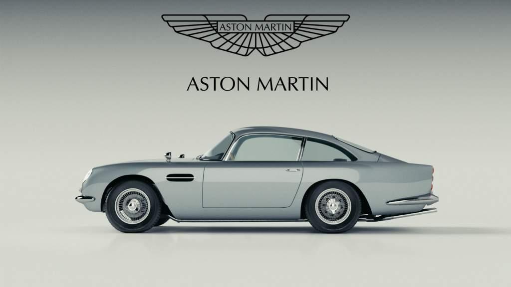 Aston Martin DB5 #Vue_005