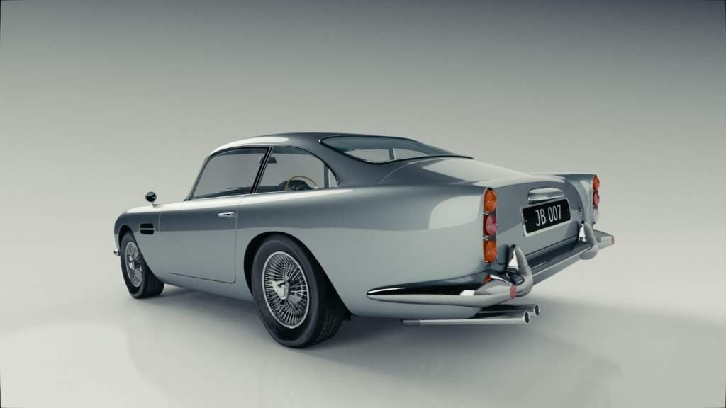 Aston Martin DB5 #Vue_003