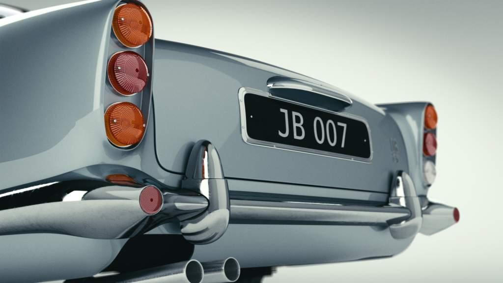 Aston Martin DB5 #Vue_006