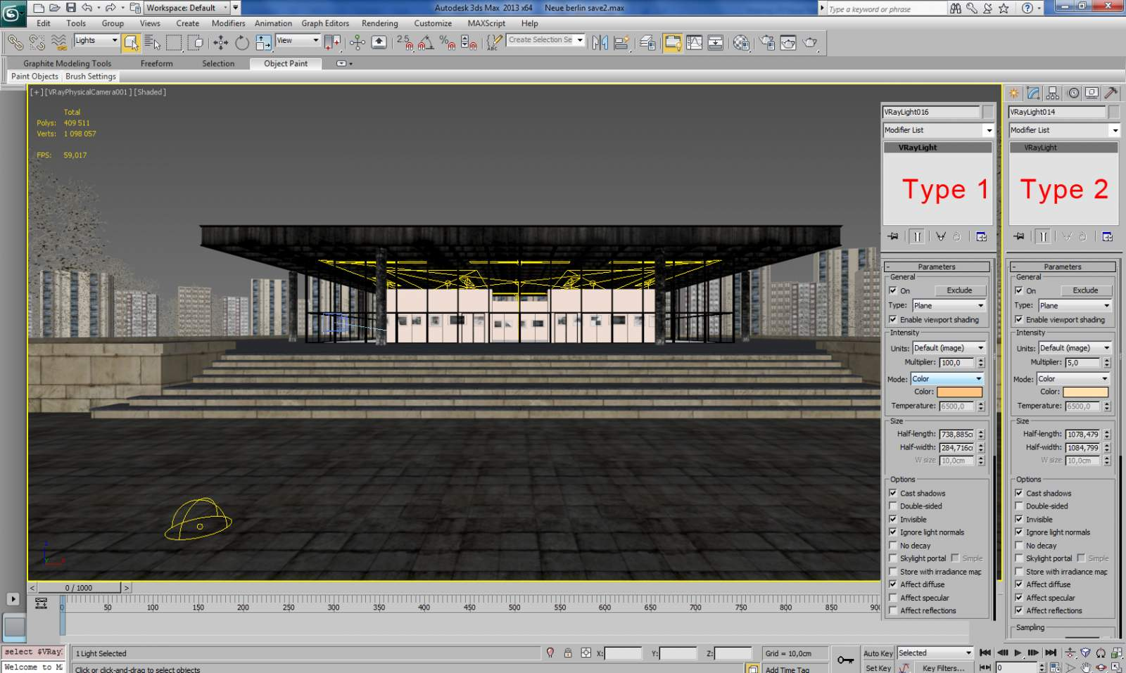 The Neue NationalGalerie Berlin  Wip