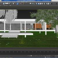 The Farnsworth House Wip