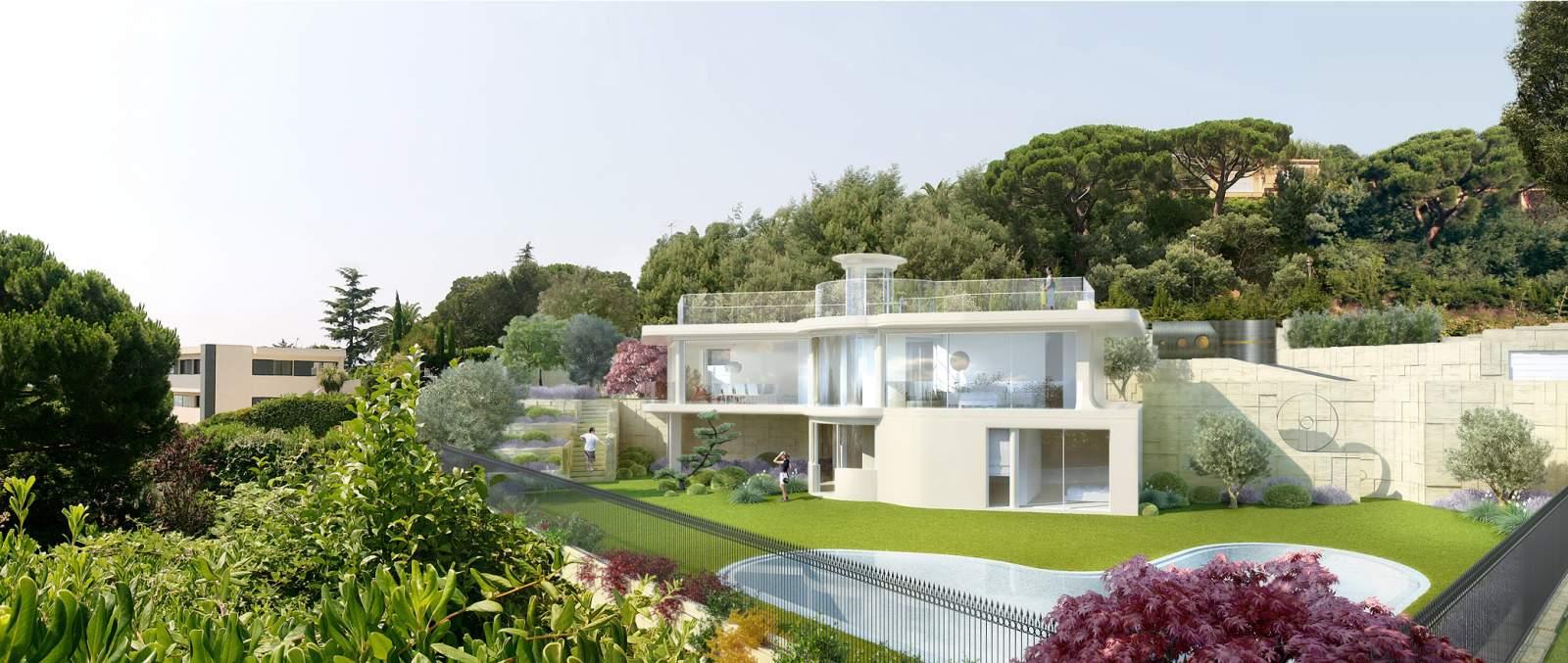 Villa Cannes 01