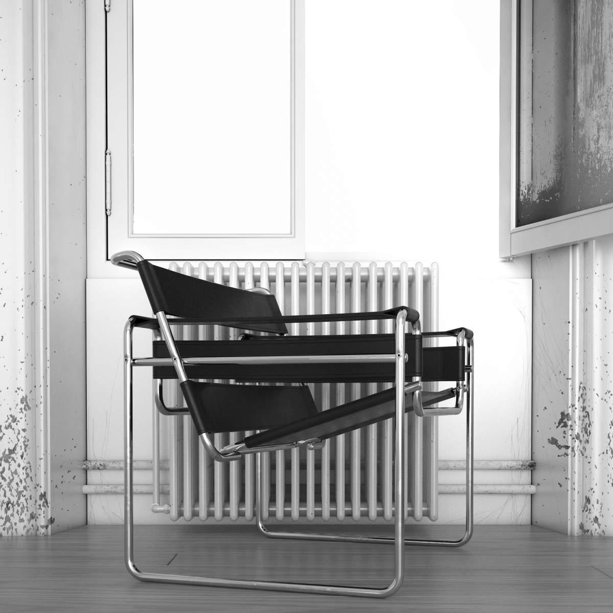 Wassily Chair par Marcel Breuer