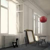 Old classical interior03