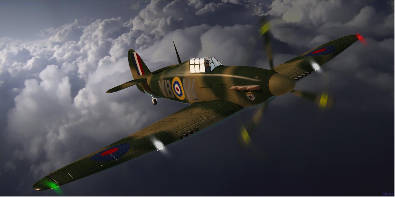 Hurricane Mk I (R4118)