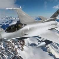 General Dynamic F16C block 52