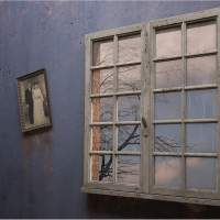 Ex chambre bleue