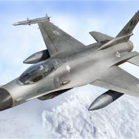 General Dynamic F16 Block 40B