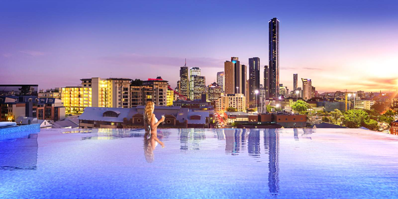 HopScotch Appartments- Pool - Brisbane