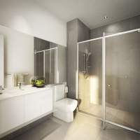 Polaris Townhouses Bathroom