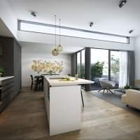 Bardolph St Apt 10 Kitchen To Living
