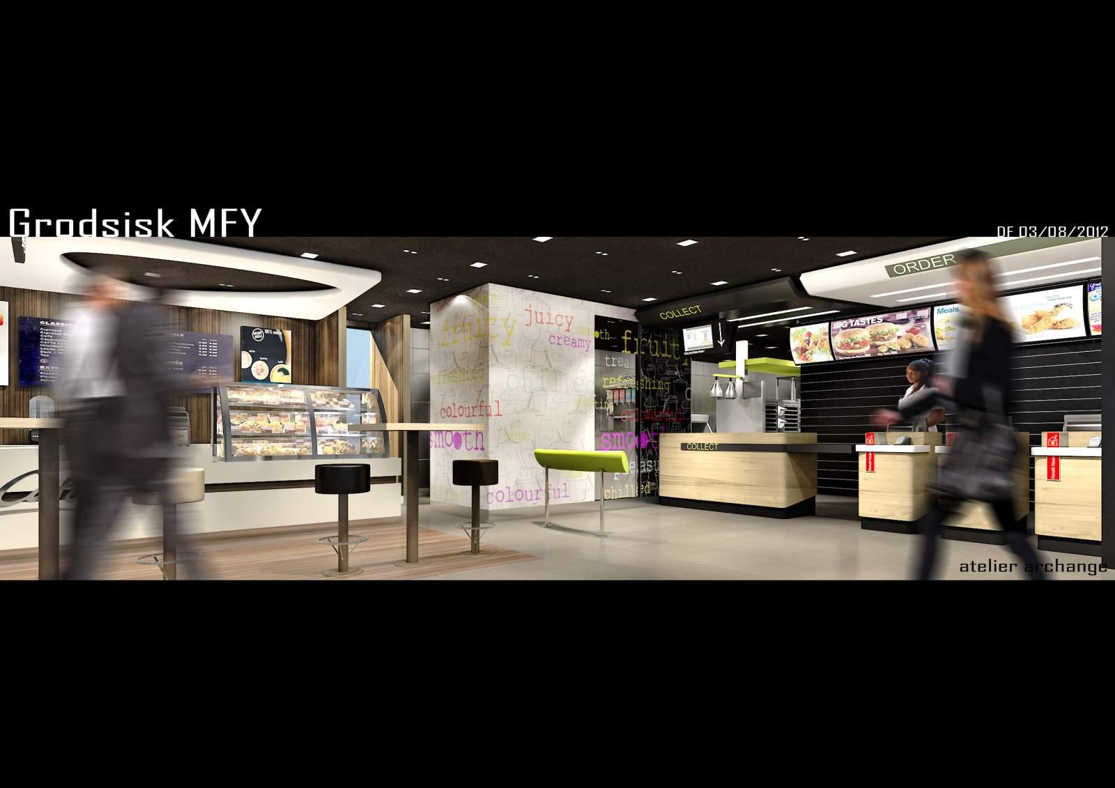 Grodzisk MFY projet view 02