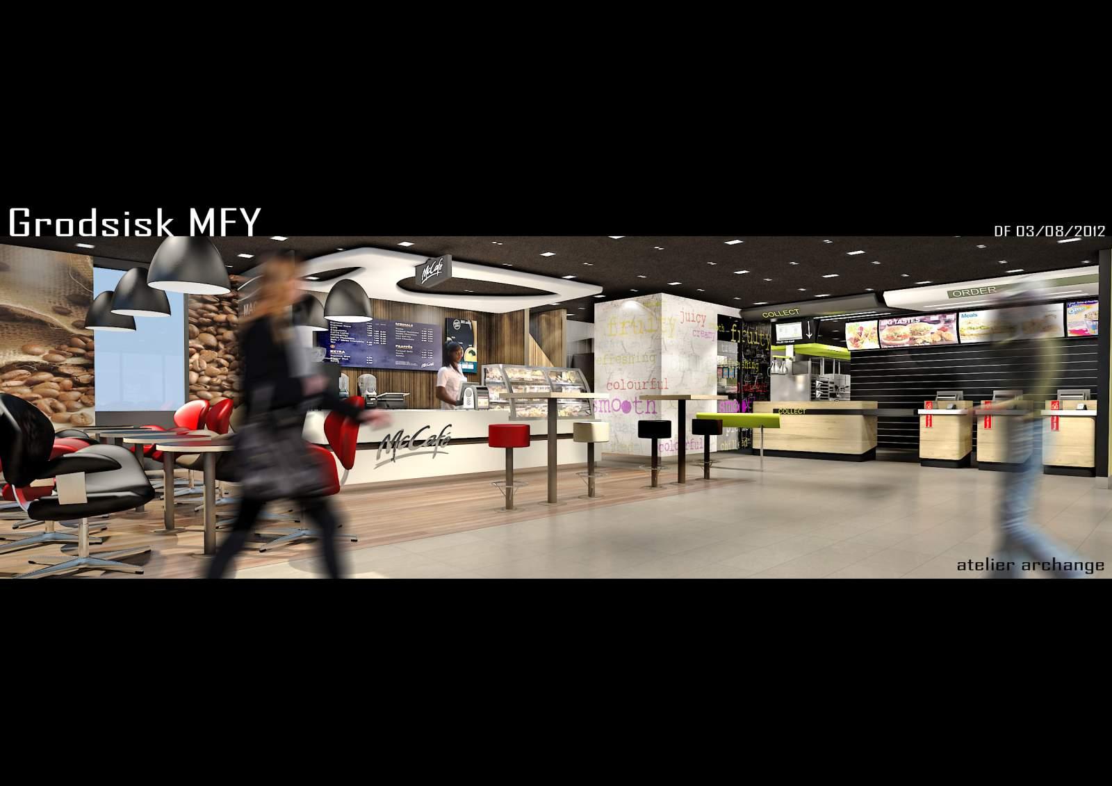 Grodzisk MFY projet view 01