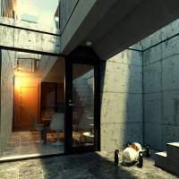 Azuma house Tadao Ando3